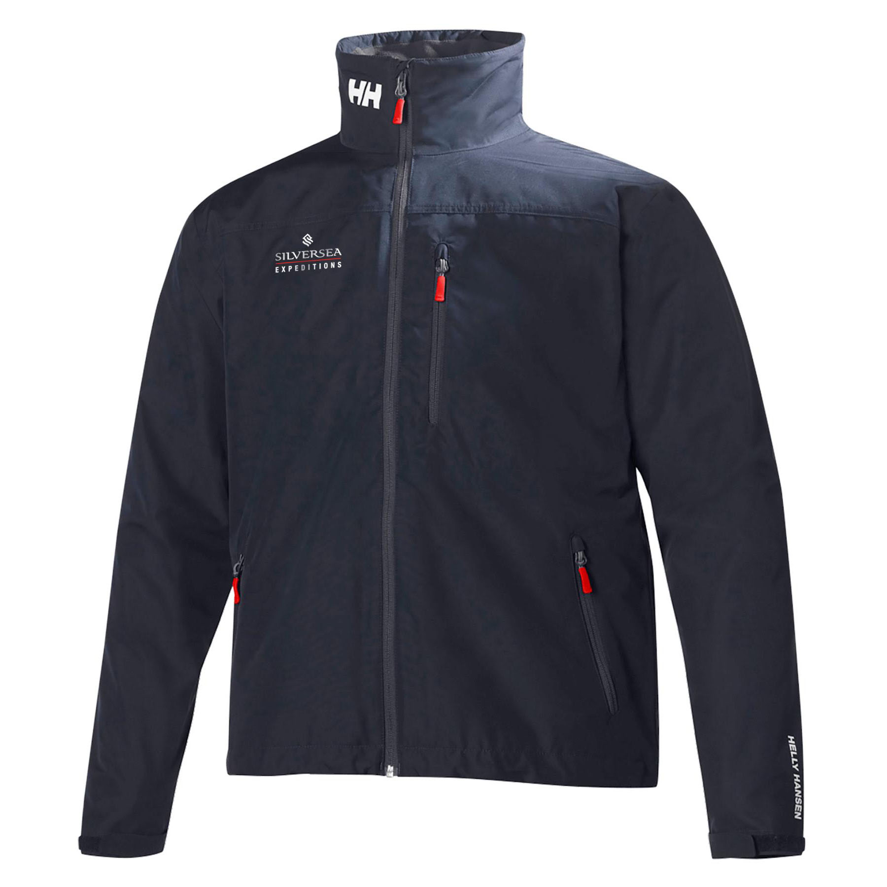 waterproof windproof and breathable with a silversea